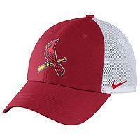 Adult Nike St. Louis Cardinals Heritage86 Dri-FIT Adjustable Cap