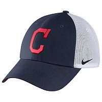 Adult Nike Cleveland Indians Heritage86 Dri-FIT Adjustable Cap