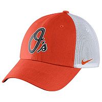 Adult Nike Baltimore Orioles Heritage86 Dri-FIT Adjustable Cap