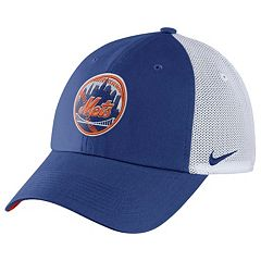 Adult Nike New York Mets Heritage86 Dri-FIT Adjustable Cap