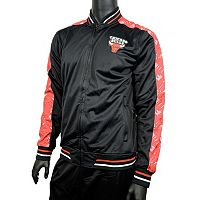 Men's Zipway Chicago Bulls Signature Basics Jacket