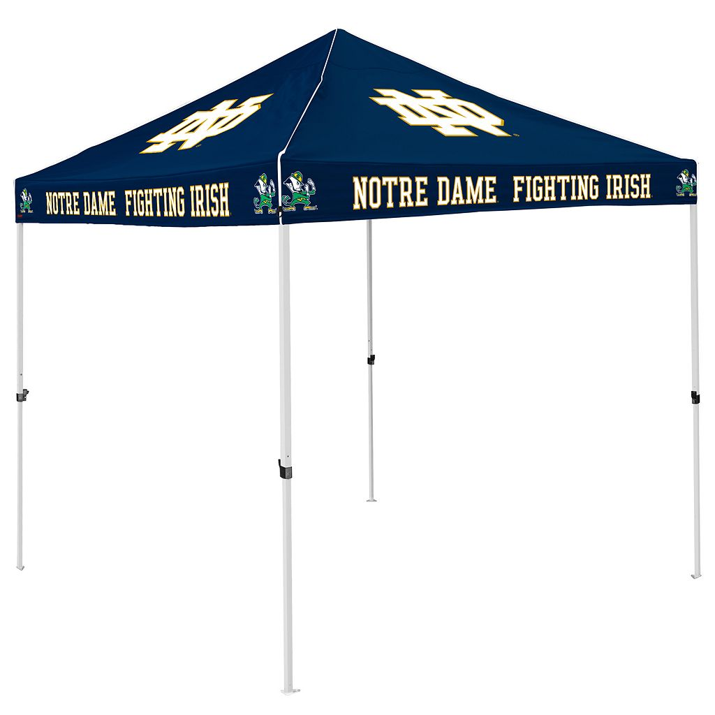 Logo Brand Notre Dame Fighting Irish Tent