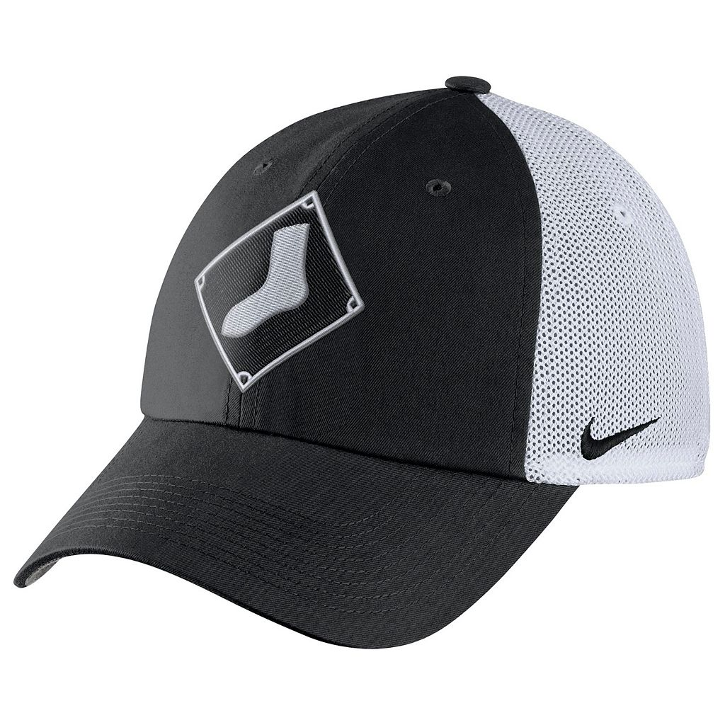 Adult Nike Chicago White Sox Heritage86 Dri-FIT Adjustable Cap