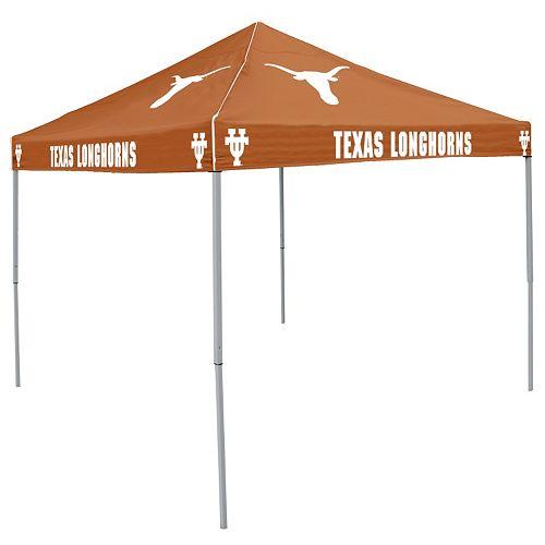 Logo Brand Texas Longhorns Tent