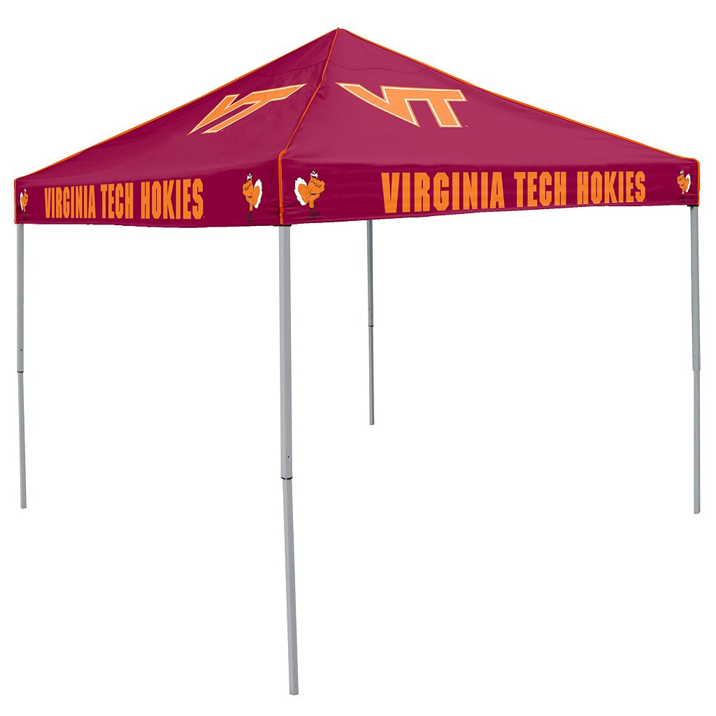 Logo Brand Virginia Tech Hokies Tent