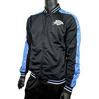 Men's Zipway Oklahoma City Thunder Signature Basics Jacket