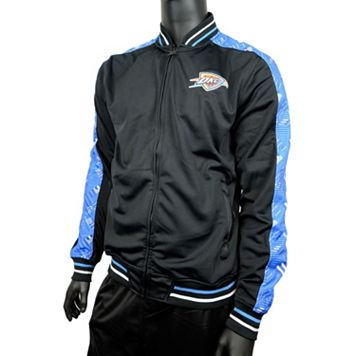 Men's Zipway Oklahoma City Thunder Signature Basics Jacket