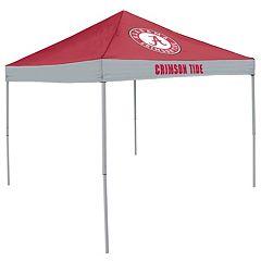 Logo Brand Alabama Crimson Tide Economy Tent