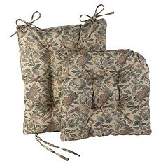 The Gripper 2-pc. Greenwich Rocking Chair Pad Set
