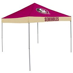 Logo Brand Florida State Seminoles Economy Tent