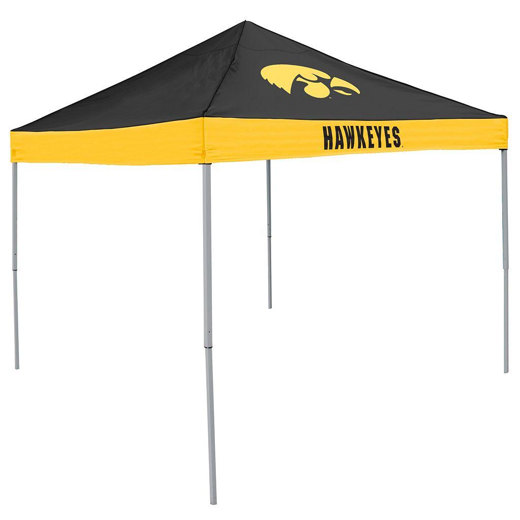Logo Brand Iowa Hawkeyes Economy Tent