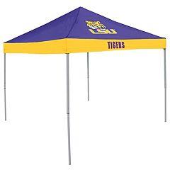 Logo Brand LSU Tigers Economy Tent