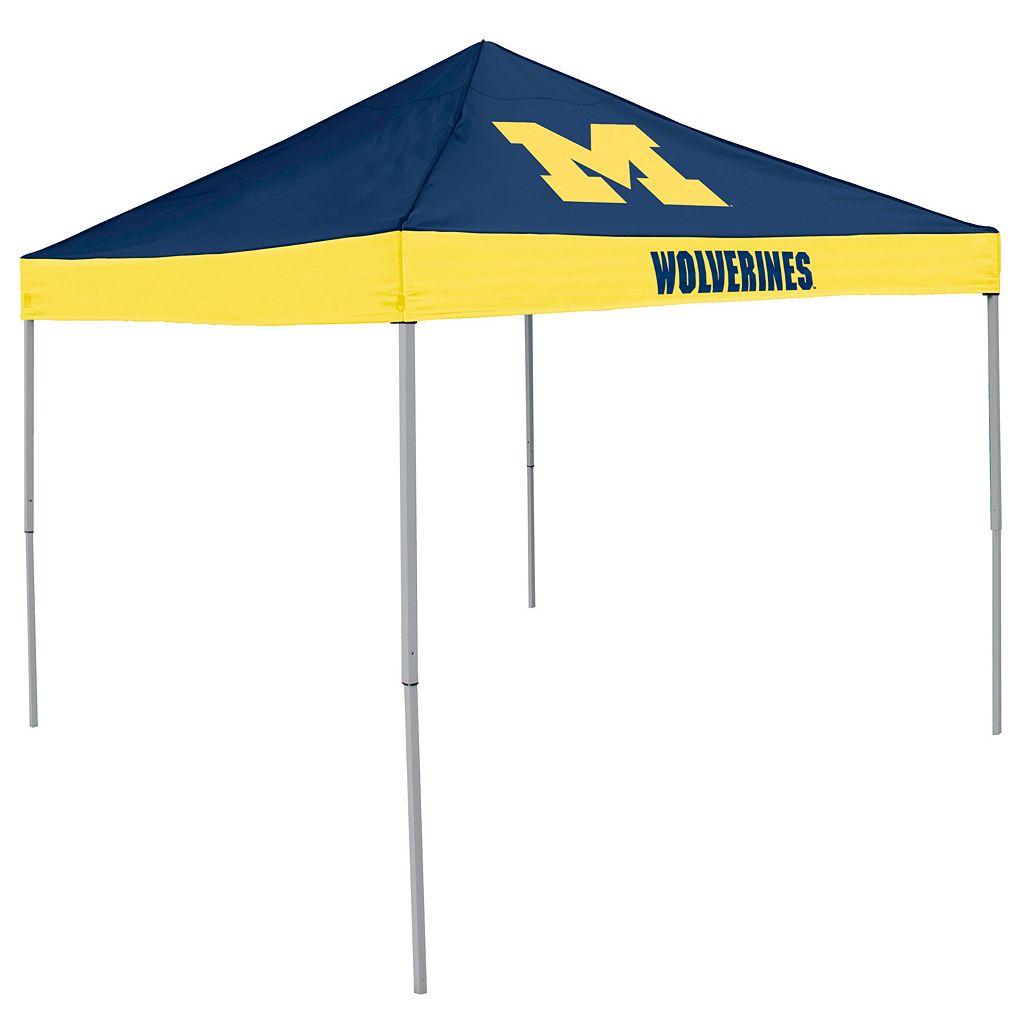 Logo Brand Michigan Wolverines Economy Tent
