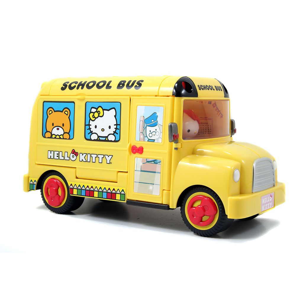 Hello Kitty® School Bus Set