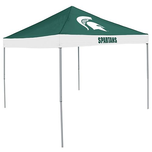 Logo Brand Michigan State Spartans Economy Tent