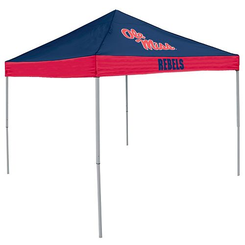 Logo Brand Ole Miss Rebels Economy Tent