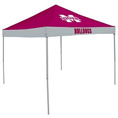 Logo Brand Mississippi State Bulldogs Economy Tent