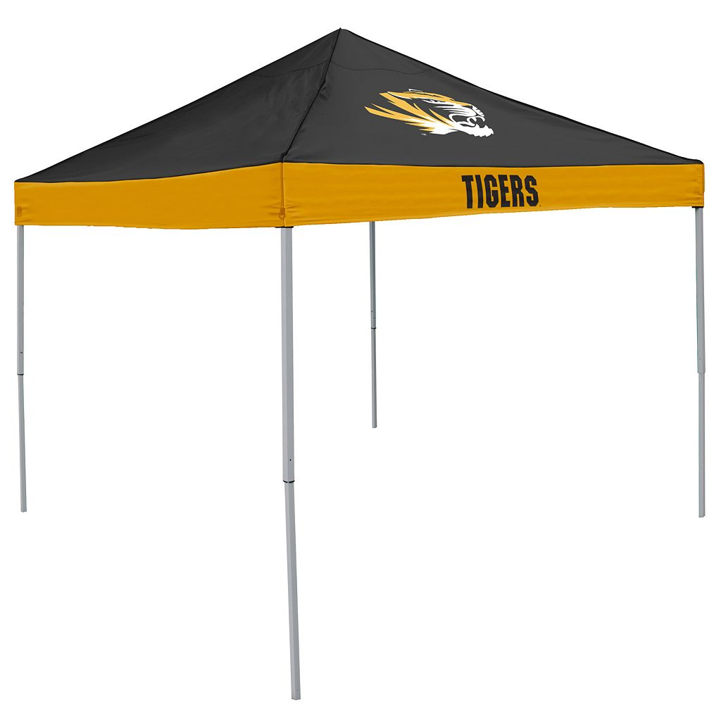 Logo Brand Missouri Tigers Economy Tent