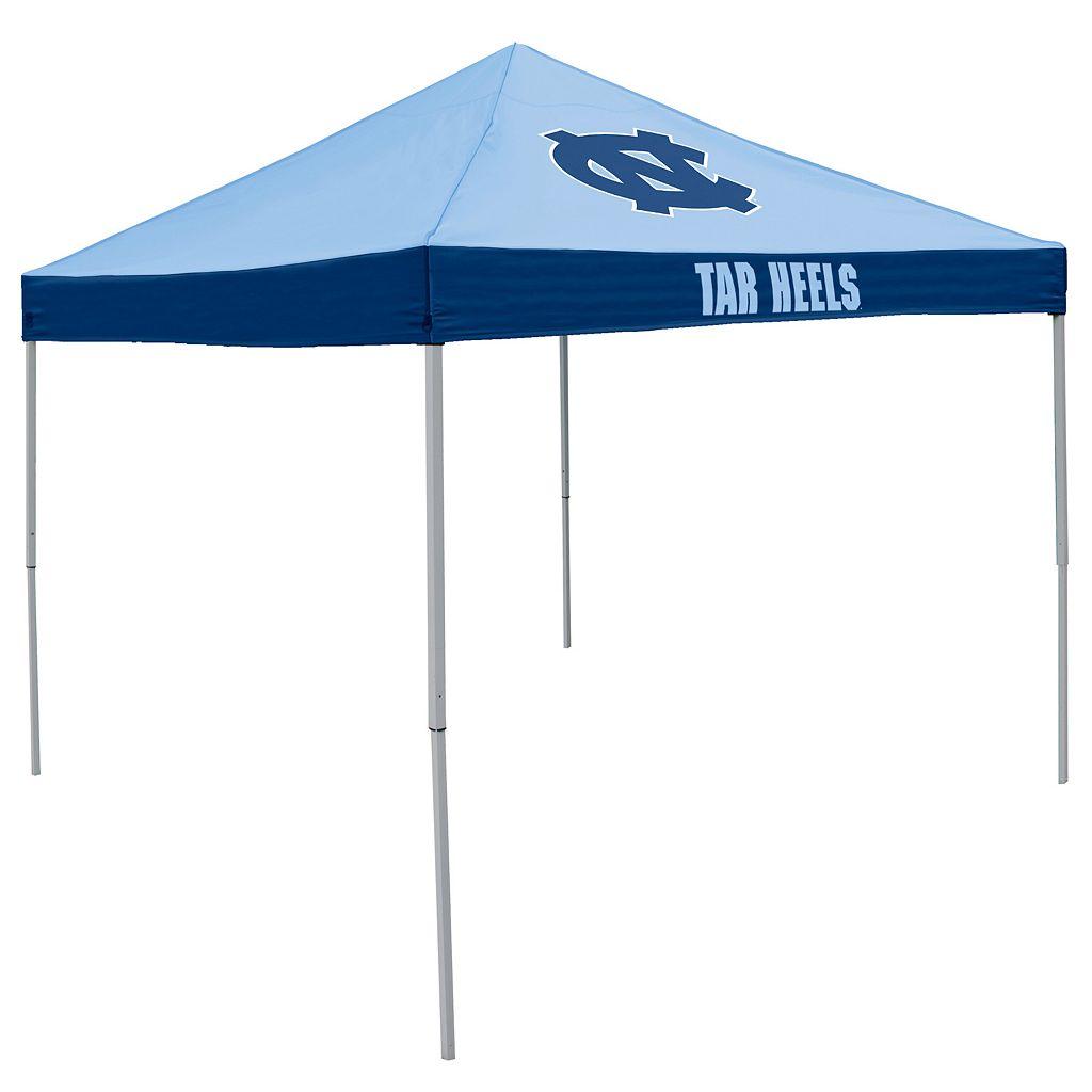 Logo Brand North Carolina Tar Heels Economy Tent