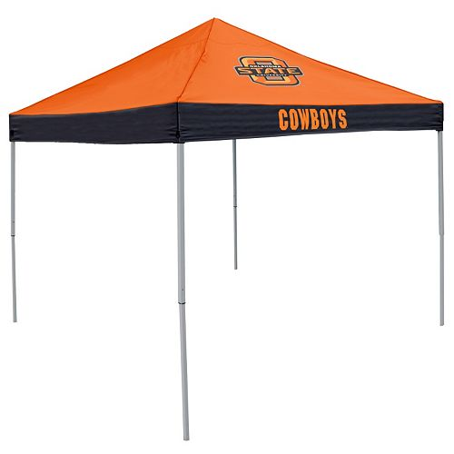 Logo Brand Oklahoma State Cowboys Economy Tent