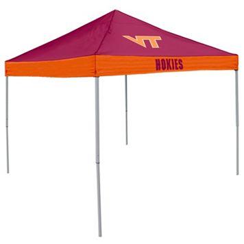 Logo Brand Virginia Tech Hokies Economy Tent