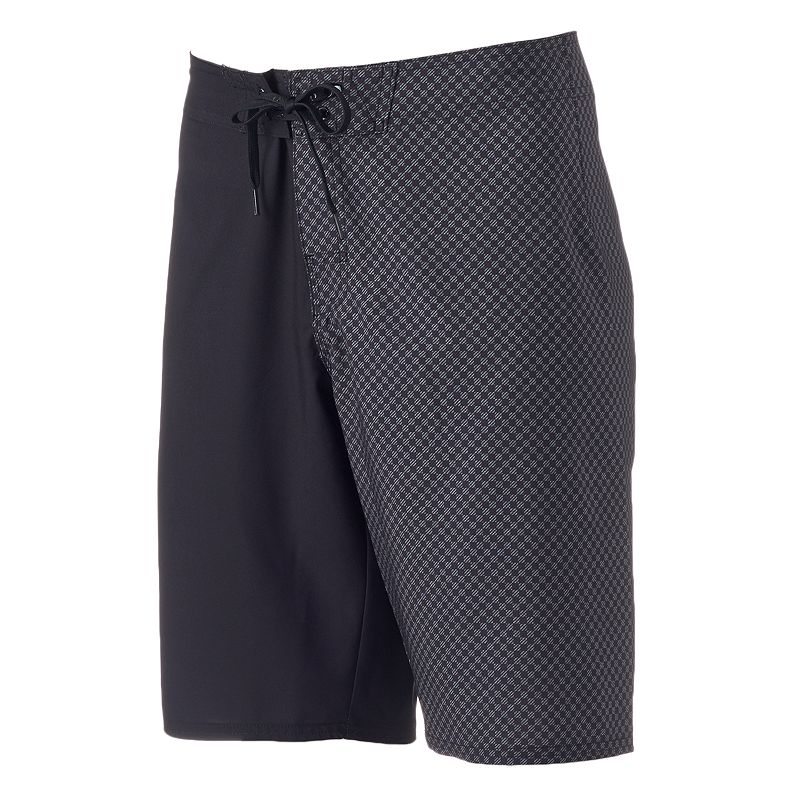 Men's Hang Ten Surf Stretch Cargo Board Shorts