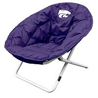 Logo Brand Kansas State Wildcats Foldable Sphere Chair