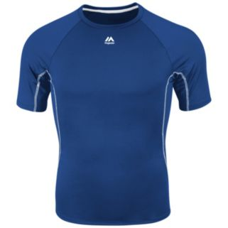 Majestic Adult Baseball Premier Viper Fitted Base Layer Tee