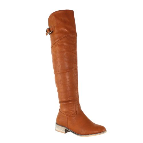 Olivia Miller Irving Women's Over-The-Knee Riding Boots