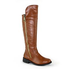 Olivia Miller Sylvan Women's Knee-High Riding Boots