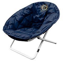 Logo Brand Philadelphia Union Foldable Sphere Chair