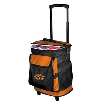 Logo Brand Oklahoma State Cowboys Rolling Cooler