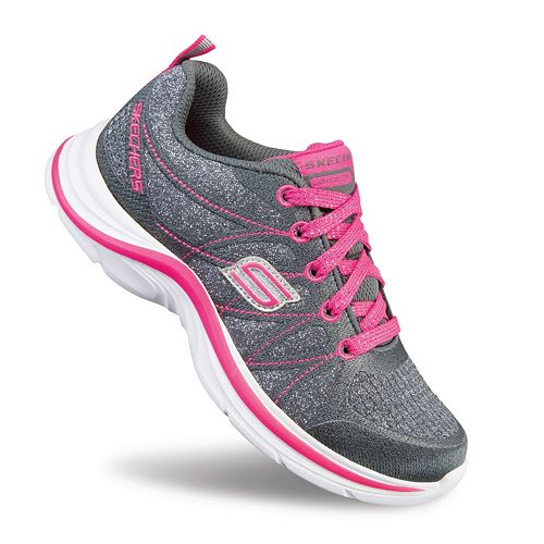Skechers Swift Kicks Bling Thing Girls' Athletic Shoes