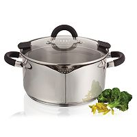 The Sharper Image 5-qt. Stockpot
