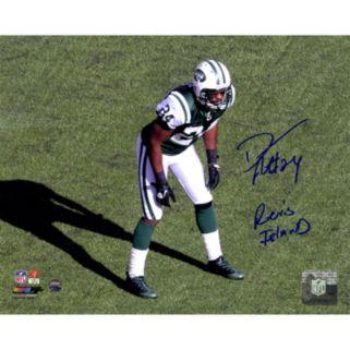 "Steiner Sports New York Jets Darrelle Revis Revis Island 8""x 10"" Signed Photo"