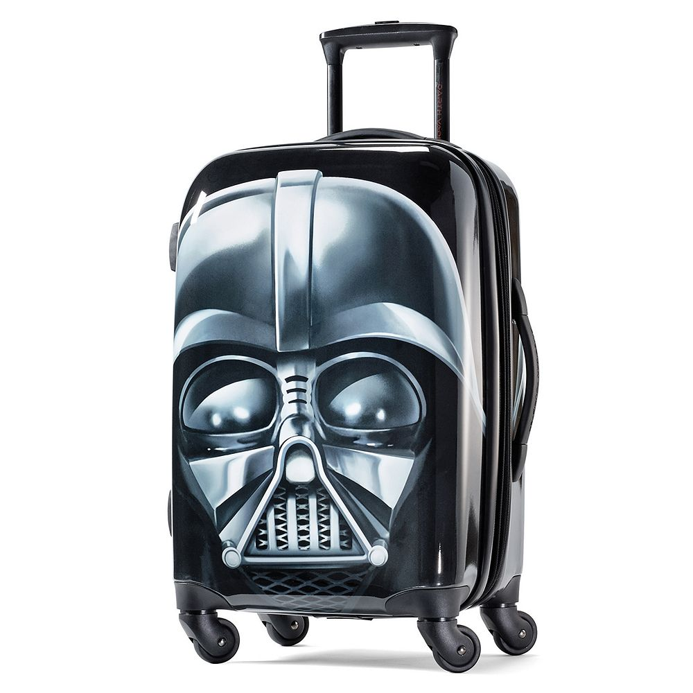a77a34316 Star Wars Darth Vader 21-Inch Hardside Spinner Carry-On Luggage ...