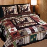 Whitetail Lodge Quilt Set