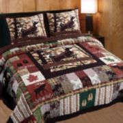 Whitetail Lodge Quilt Set