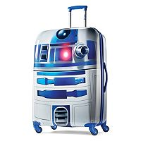 Star Wars R2-D2 28-Inch Hardside Spinner Luggage by American Tourister