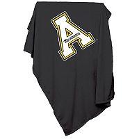 Logo Brand Appalachian State Mountaineers Sweatshirt Blanket