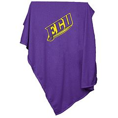 Logo Brand East Carolina Pirates Sweatshirt Blanket