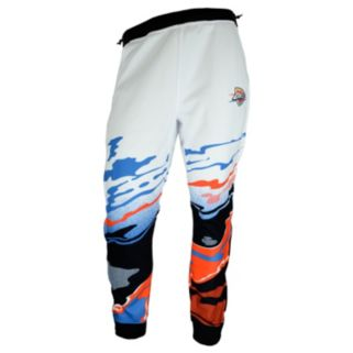 Men's Zipway Oklahoma City Thunder Hot Lava Pants