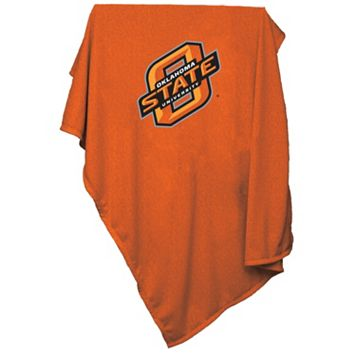 Logo Brand Oklahoma State Cowboys Sweatshirt Blanket