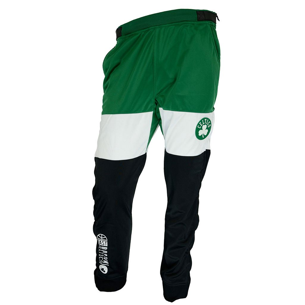 Men's Zipway Boston Celtics Stadium Sport Pants