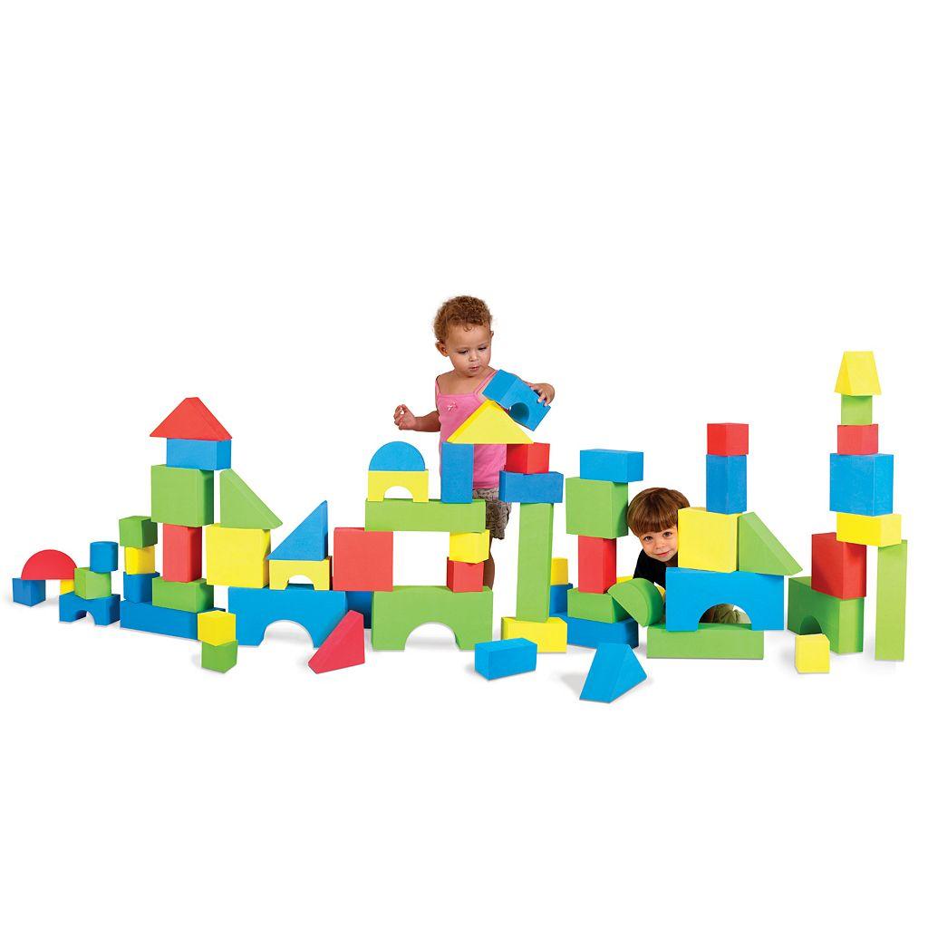 Edushape 32-pc. Big Educolor Blocks