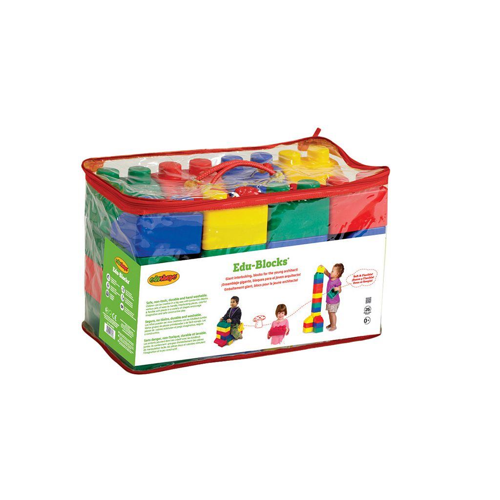 Edushape 26-pc. Edu-Blocks Bag