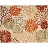 Safavieh Four Seasons Foliage Indoor Outdoor Rug