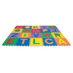 Edushape 26 pc Edu-Tiles Letters
