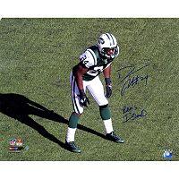 Steiner Sports New York Jets Darrelle Revis Revis Island 16