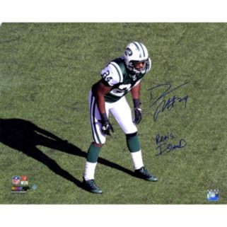 "Steiner Sports New York Jets Darrelle Revis Revis Island 16""x 20"" Signed Photo"